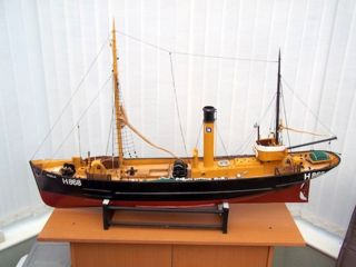"The model of ""Viola""...launched."