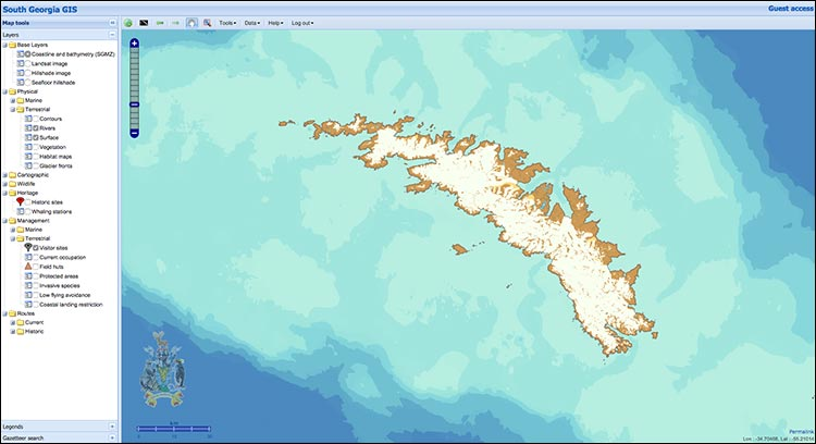 South Georgia Geographic Information System (SGGIS)