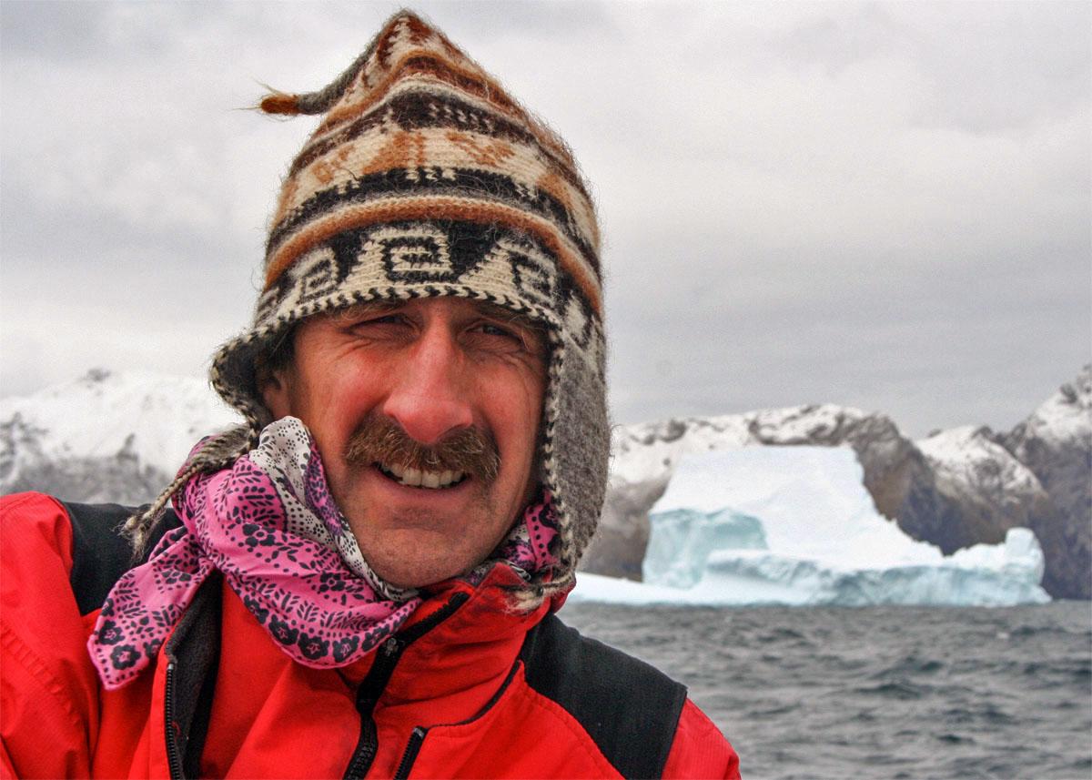 Skip Novak, Blue Water Medalist. Photo Cruising Club of America.
