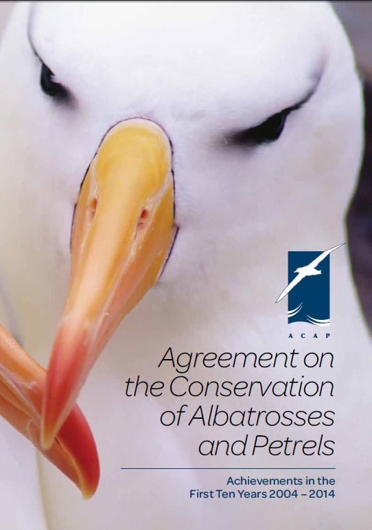 The Agreement on the Conservation of Albatrosses and Petrels.