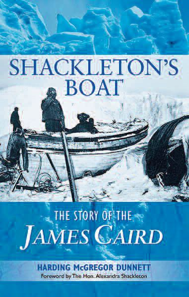 Shackleton's Boat – New Book