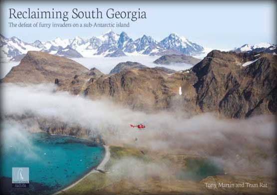 Reclaiming South Georgia – New Book