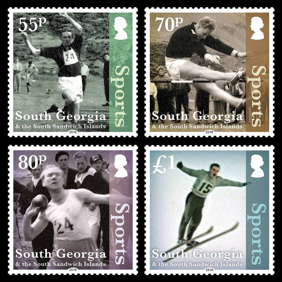 SG Sports Stamps