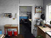 View of Kitchen as it was.