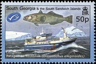Toothfish and longliner.
