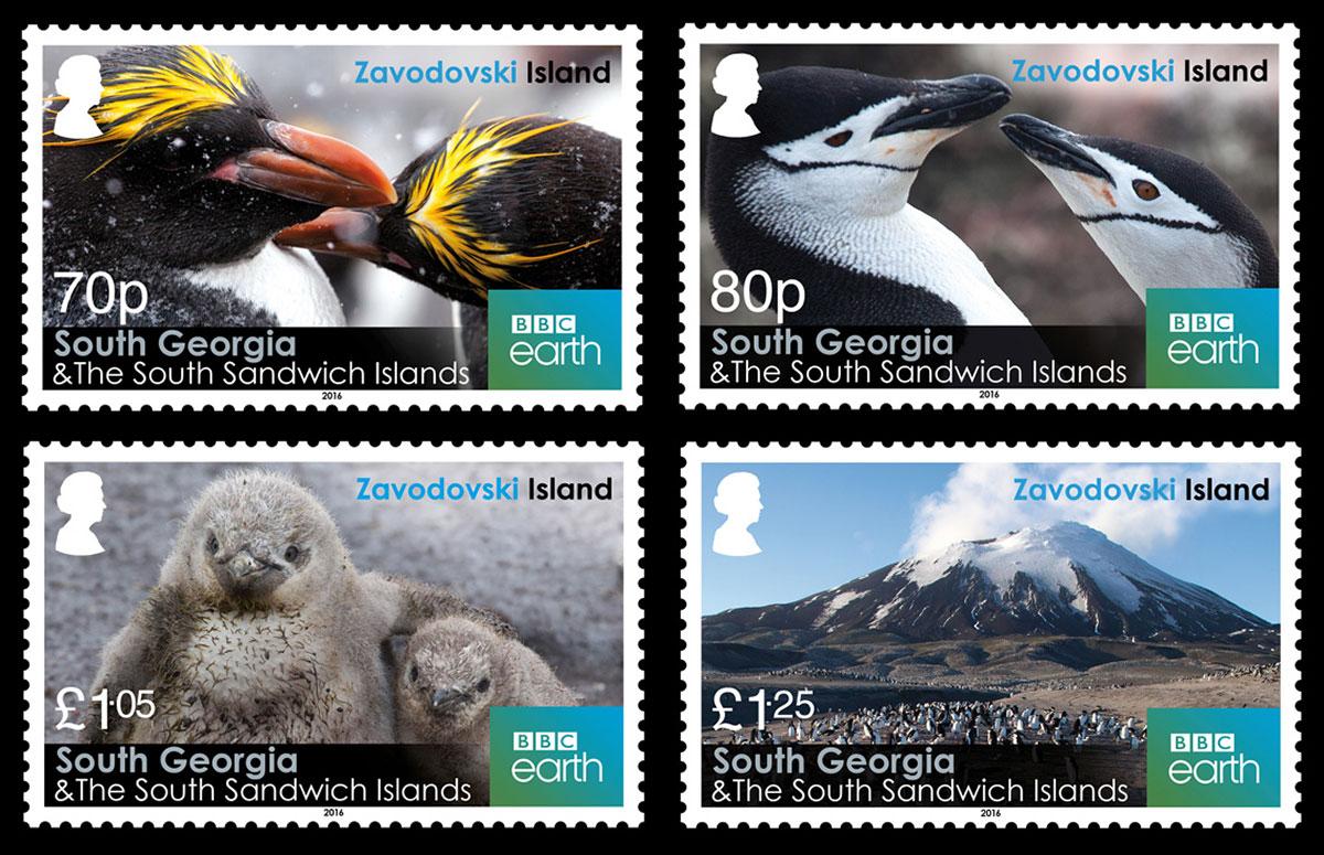 zavodovski stamps